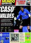 Portada Mundo Deportivo del 31 de Marzo de 2009