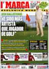 Portada diario Marca del 1 de Abril de 2009