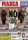Portada diario Marca del 3 de Abril de 2009