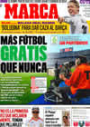 Portada diario Marca del 4 de Abril de 2009