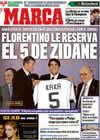Portada diario Marca del 7 de Abril de 2009