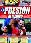 Portada Mundo Deportivo del 12 de Abril de 2009