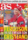 Portada diario AS del 14 de Abril de 2009