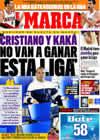 Portada diario Marca del 17 de Abril de 2009