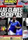Portada Mundo Deportivo del 17 de Abril de 2009