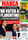 Portada diario Marca del 18 de Abril de 2009