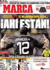 Portada diario Marca del 19 de Abril de 2009