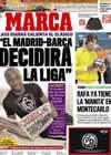 Portada diario Marca del 20 de Abril de 2009