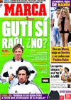 Portada diario Marca del 21 de Abril de 2009