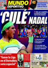 Portada Mundo Deportivo del 21 de Abril de 2009