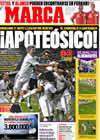 Portada diario Marca del 22 de Abril de 2009