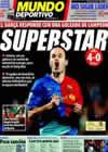 Portada Mundo Deportivo del 23 de Abril de 2009