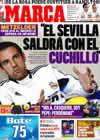 Portada diario Marca del 24 de Abril de 2009