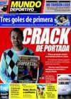 Portada Mundo Deportivo del 24 de Abril de 2009