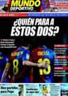 Portada Mundo Deportivo del 25 de Abril de 2009