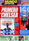 Portada Mundo Deportivo del 27 de Abril de 2009