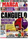 Portada diario Marca del 28 de Abril de 2009