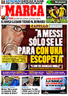 Portada diario Marca del 29 de Abril de 2009