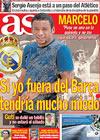 Portada diario AS del 30 de Abril de 2009