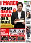 Portada diario Marca del 30 de Abril de 2009