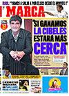 Portada diario Marca del 1 de Mayo de 2009
