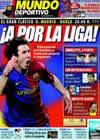 Portada Mundo Deportivo del 2 de Mayo de 2009