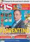 Portada diario AS del 4 de Mayo de 2009