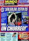 Portada Mundo Deportivo del 4 de Mayo de 2009