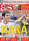 Portada diario AS del 5 de Mayo de 2009