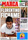 Portada diario Marca del 5 de Mayo de 2009