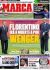 Portada diario Marca del 6 de Mayo de 2009
