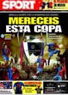 Portada diario Sport del 6 de Mayo de 2009