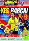 Portada Mundo Deportivo del 6 de Mayo de 2009