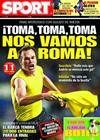 Portada diario Sport del 7 de Mayo de 2009