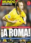 Portada Mundo Deportivo del 7 de Mayo de 2009