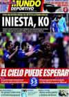 Portada Mundo Deportivo del 11 de Mayo de 2009