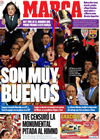 Portada diario Marca del 14 de Mayo de 2009