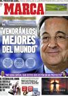 Portada diario Marca del 15 de Mayo de 2009