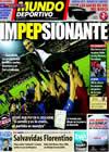 Portada Mundo Deportivo del 15 de Mayo de 2009