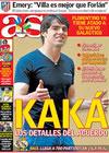 Portada diario AS del 16 de Mayo de 2009