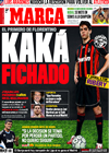 Portada diario Marca del 16 de Mayo de 2009
