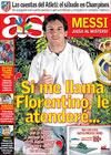 Portada diario AS del 19 de Mayo de 2009