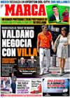 Portada diario Marca del 20 de Mayo de 2009