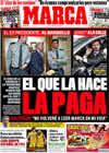 Portada diario Marca del 21 de Mayo de 2009