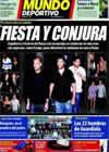 Portada Mundo Deportivo del 21 de Mayo de 2009