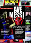 Portada Mundo Deportivo del 22 de Mayo de 2009