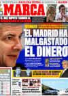Portada diario Marca del 23 de Mayo de 2009