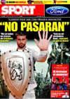 Portada diario Sport del 23 de Mayo de 2009