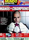 Portada Mundo Deportivo del 25 de Mayo de 2009