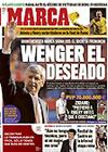 Portada diario Marca del 26 de Mayo de 2009